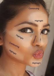contouring highlighting can pletely reshape your face and make you look thinner