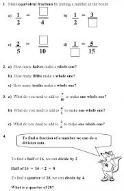 Free Printable Adding And Subtracting Fractions Worksheets ...