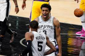 Keldon Johnson is Spurs rotation player ...