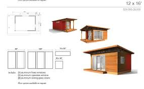 Small Picture Small House Kits by Modern Shed