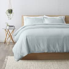top 37 superb grey linen bedding queen duvet set quilt cover single covers white clearance cotton green blush and pale charcoal king gray double twin plain
