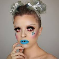 makeup inspiration of mélanie martibez in crybaby song by kimberleymargarita