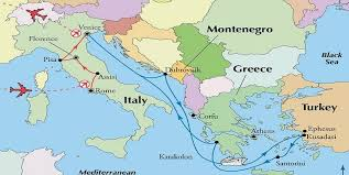 best mediterranean cruise italy cruises all inclusive cruises around italy