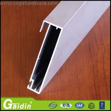 l1212 china aluminum extruded profile kitchen cabinet glass door frame manufacturer supplier fob is usd 1 37 3 0 meter