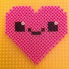 Resultado de imagen de ironing beads love