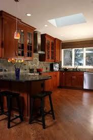 kitchen backsplash cherry cabinets. Fine Cabinets In Kitchen Backsplash Cherry Cabinets C