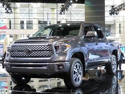 2018 toyota tundra trd pro. brilliant toyota like the current offroad focused trd pro which will carry on for 2018  more streetoriented sport features a suspension package featuring  for 2018 toyota tundra trd pro