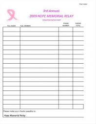 Walk A Thon Form Dreaded Freedge Form Template Sheets For Fundraising With Templates