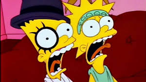 Image result for SIMPSONS HALLOWEEN