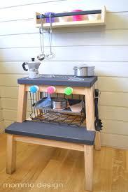 Bekvam Ikea Hack Kruk En Kruidenrekje Wordt Keukentje Foto