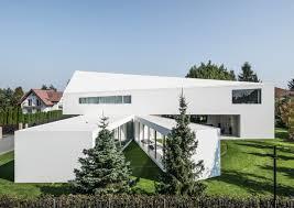 Weiß Und Grau Prägen Fassade Und Interieur Vom Quadrant Haus