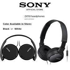 Đệm Bọc Tai Nghe Sony Mdr-Zx110 Sony Mdr Zx110 Ap Mdrzx110 100% Chính Hãng  chính hãng 663,300đ