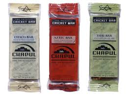 chapul cricket flour energy bar