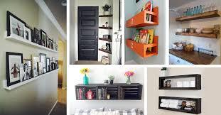 45 best diy floating shelf ideas and