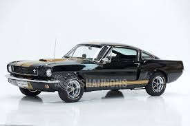 Sold: Shelby Mustang GT350H 'Hertz' Fastback (LHD) Auctions - Lot ...