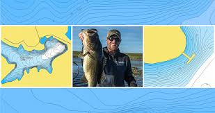Smith Lake Depth Chart Alabama And Tennessee Lakes Updates With Fish Attractors
