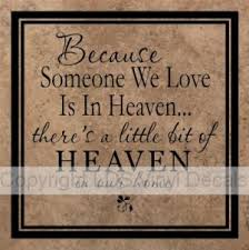 tile PW005 BecauseI someone we love in heaven