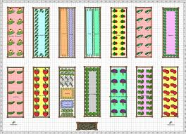 raised bed garden layout plans the