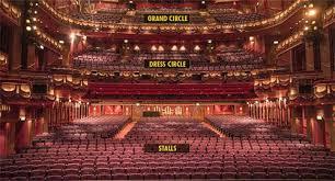 Prince Edward Theater London Seating Chart 55 Qualified Grand Circle Seats