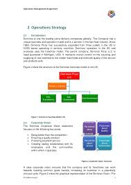 mba operations management assignment operations management assignment