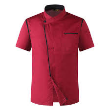 eBay #Sponsored Unisex Chef <b>Jacket Food Service</b> Short Sleeve ...