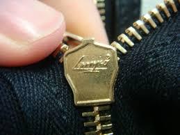 gucci zipper. zip mechanism. gucci zipper u