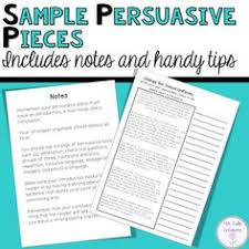 writing essay sample examples traits persuasive example essays  include three example pieces of persuasive texts to help students gain a greater understanding of the