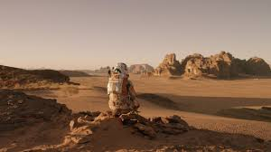 Monthly Movie Nights: The Martian - Science Fiction vs Science Fact