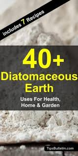 40 amazing diatomaceous earth uses for health home and garden