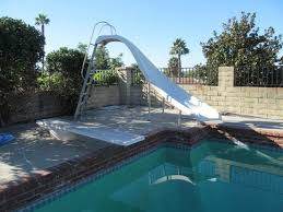 swimming pools with slides and diving boards.  Diving A Partial Answer Is That Over The Years Designs For Pools With Diving  Boards And Slides Have Changed So Safety Some Or Been  Intended Swimming Pools With Slides And Diving Boards