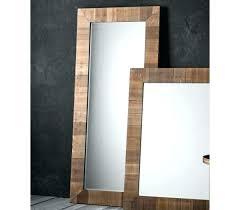 wood framed full length mirror mesmerizing framed full length mirror full length wood framed wall mirror