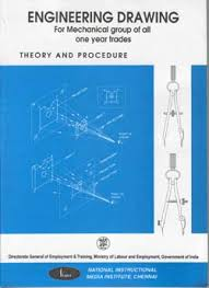 engineering drawing for mechanical group of 1 year trades theory procedure