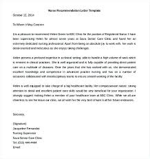 Reference Letter Template Sample Reference Letter Template