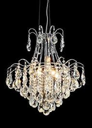 clear vienna cut french chandelier glass