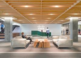 studio oa. Cisco Offices By Studio O+A Features Wooden Meeting Pavilions Oa O