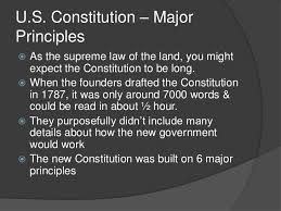 six principles of the constitution essay hamiltonian am rev essays bernstein the american revolution