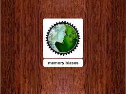 Image result for Memory Biases