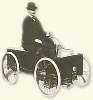 henry ford cars 1900. Interesting Ford Henry Ford And His First Car The Quadricycle Which He Built In 1896 To Cars 1900