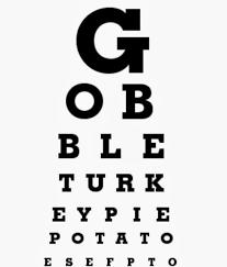Free Printable Snellen Eye Test Chart My Sweet Savannah Eye Chart Free Printables Printables