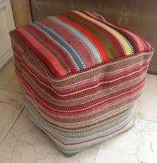 enchanting kilim storage ottoman with furniture kilim ottoman for inspiring attractive living furniture
