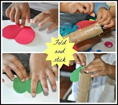 Easy Child Christmas Crafts  PhpEarthChristmas Crafts Toddlers