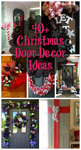 If you need some inspiration for your front door to decorate this Christmas  season, we can show you some of the ideas we have that will surely make  your ...