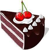 chocolate cake clipart. Brilliant Chocolate Chocolate Cake  Chocolate On Cake Clipart A