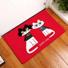 non slip kitchen rugs waterproof and bacteria resistant cat print non slip kitchen rugs rugs non slip kitchen rugs uk