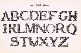 13 Printable Fancy Letter Fonts Images Fancy Alphabet