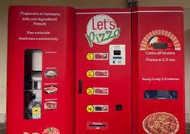 Vending Machine Italy Mesmerizing Pizza Vending Machine Sorrento Italy Photographs Etc