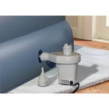 beautyrest air mattress. Simmons Beautyrest Hi Loft Raised Air Bed Mattress With Express Pump, Multiple Sizes S