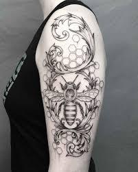 пин от пользователя Urik Bewza на доске тату пчела тату
