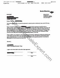 Tale Of Two Bank Of America Demand Approval Letters Virginia Short