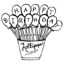 Check out our collection of cute happy birthday coloring pages below. Happy Birthday Coloring Pages Free Printables